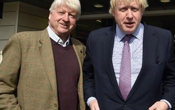 Отец Бориса Джонсона сменил гражданство после Brexit