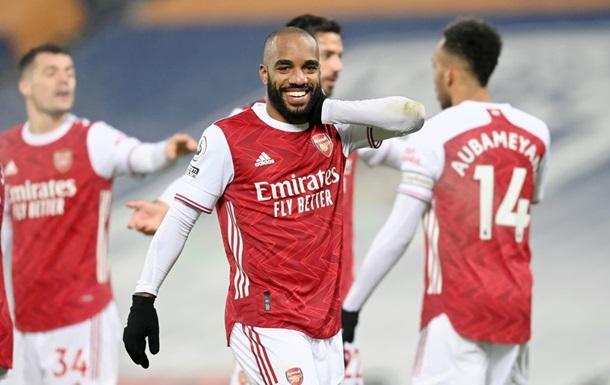 Арсенал здобув третю перемогу в АПЛ поспіль
