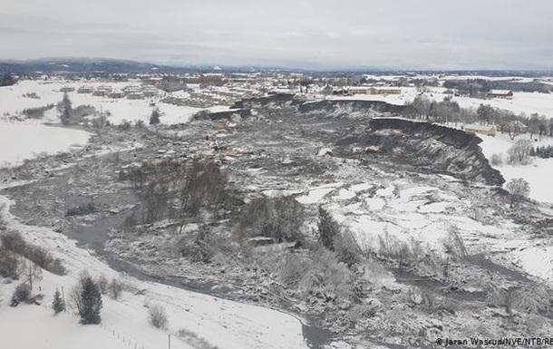 Зсув ґрунту в Норвегії: число жертв зростає