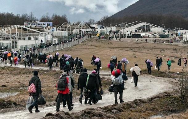 Правозахисники закидають ЄС  повний провал  у ситуації з біженцями в Боснії