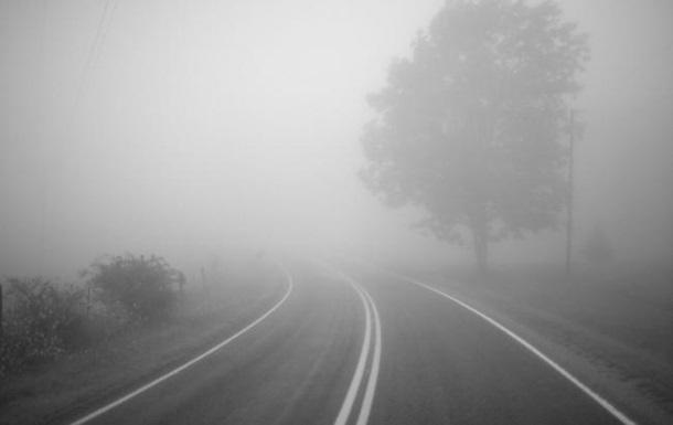 Водителей предупредили о густом тумане