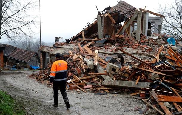 Землетруси в Хорватії: Україна надасть гумдопомогу