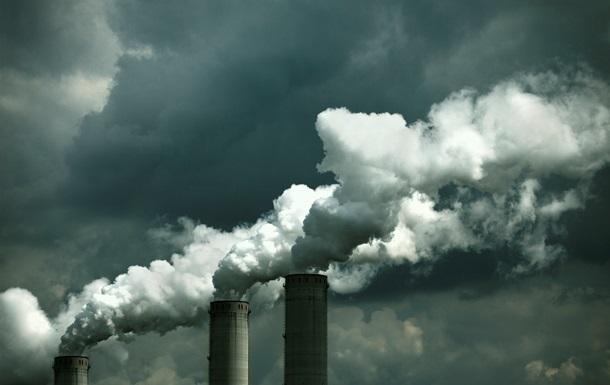 В Украине будут отслеживать выбросы парниковых газов