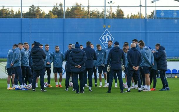 Динамо проведет второй сбор в Турции