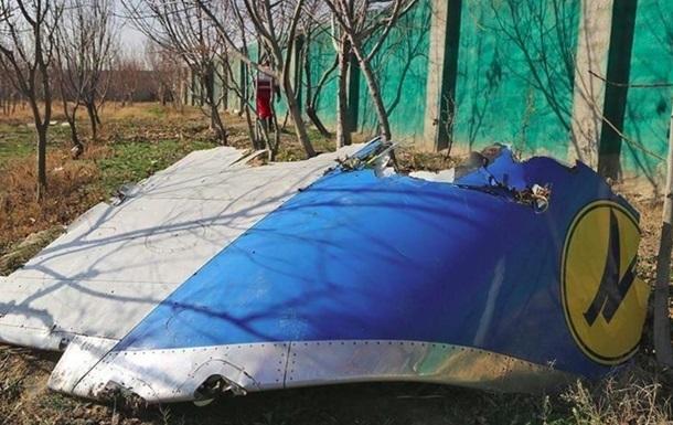 Украина получила отчет Ирана по сбитому рейсу МАУ