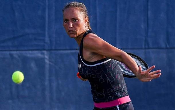 Бондаренко в тяжелом матче вышла в финал квалификации в Абу-Даби