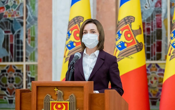 Президент Молдови назвала завдання візиту в Україну