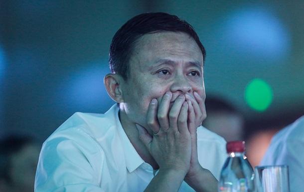 Критикував Пекін. Зник засновник Alibaba Джек Ма