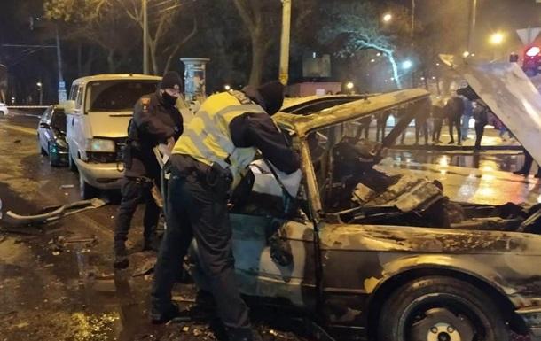 В Одесі в ДТП з п ятьма авто загинуло двоє людей