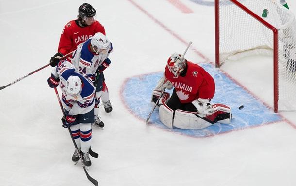 Сборная США выиграла молодежный чемпионат мира по хоккею