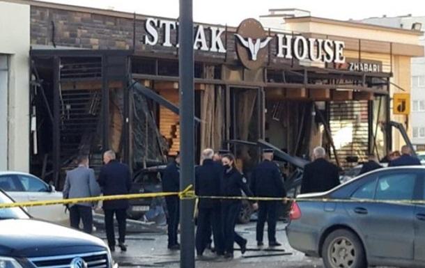 Майже півсотні осіб постраждали від вибуху в кафе в Сербії