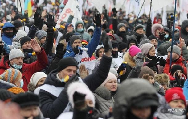 В Украине два дня растет заболеваемость COVID-19
