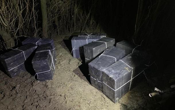На кордоні з Угорщиною затримали контрабандистів