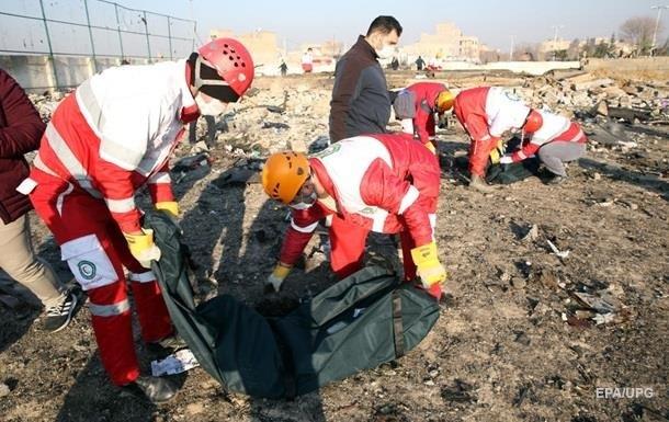 Тегеран планував підробити дані про катастрофу МАУ - голова Нацбюро