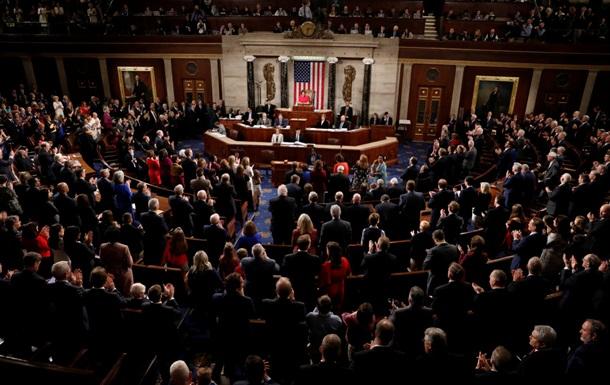 Конгресс США возобновил работу в Капитолии