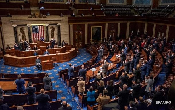 Конгрес затвердив обрання Байдена президентом США