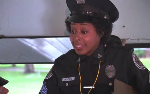 Померла актриса, яка зіграла офіцера Хукс у Поліцейській академії