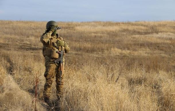 Интенсивность обстрелов на Донбассе выросла