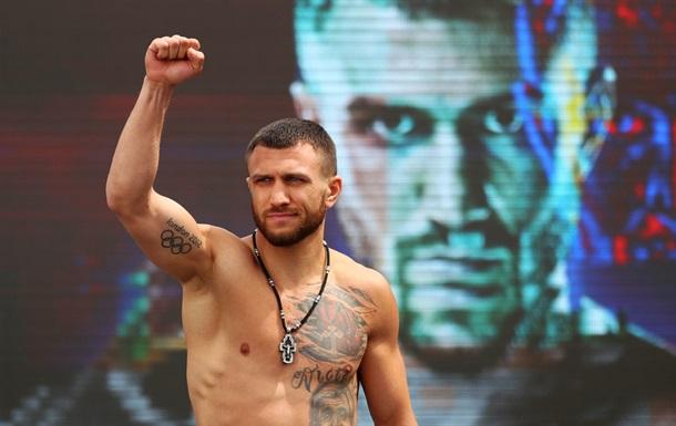 Ломаченко - найкращий боксер легкої ваги за кількістю ударів за раунд