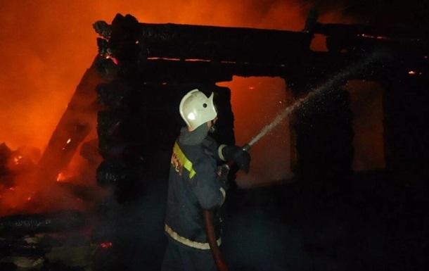 В России при пожаре погибло семь человек