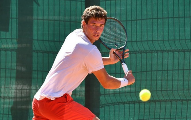 Украинец Ваншельбойм сыграет в финале турнира ITF в Тунисе