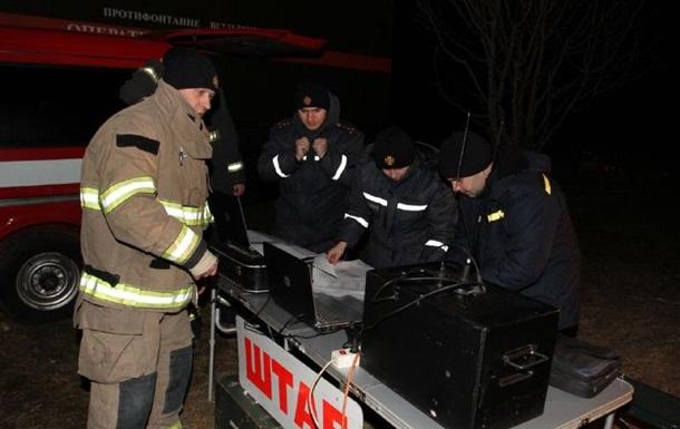 Пожежа на місці вибуху газопроводу в Лубнах погасла