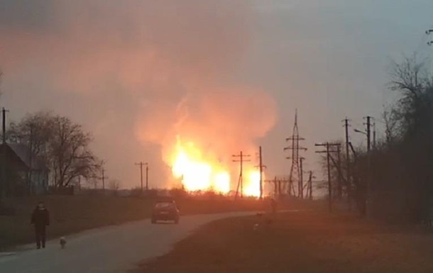 На Полтавщине возобновили газоснабжение после взрыва