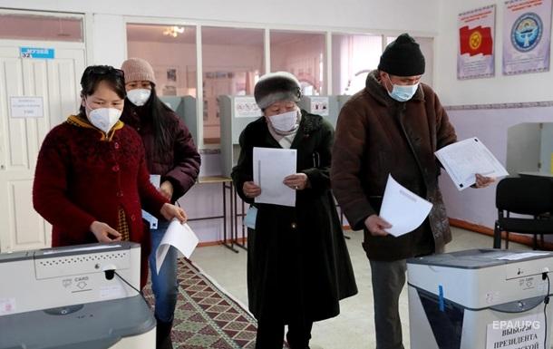 В Кыргызстане завершились выборы президента