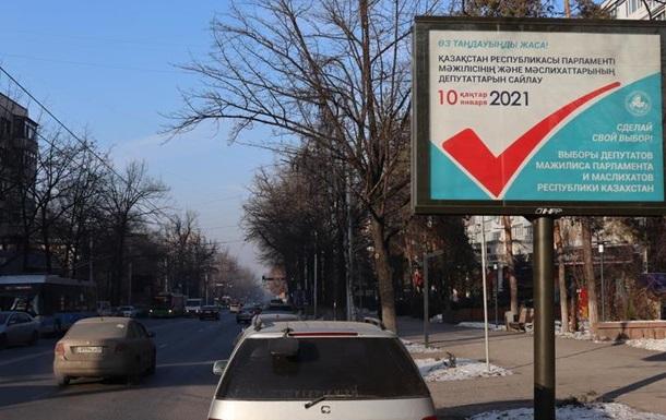 Акції протесту у Казахстані під час парламентських виборів: є затримані