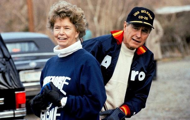 Від коронавірусу померла сестра Буша-старшого