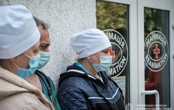 В Украине минимум новых COVID-больных с октября
