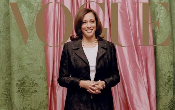 Новый вице-президент США снялась для Vogue