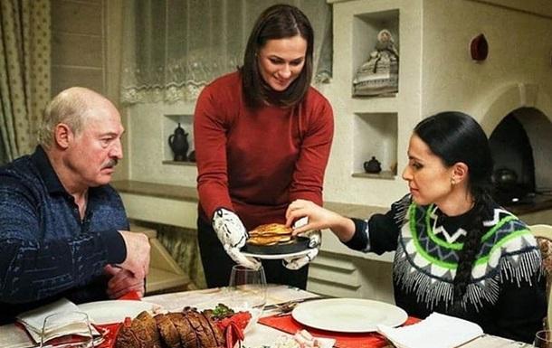 Оговорки Лукашенко