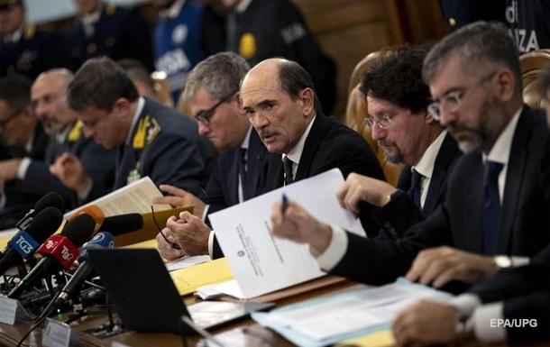В Італії починається масштабний судовий процес над мафією