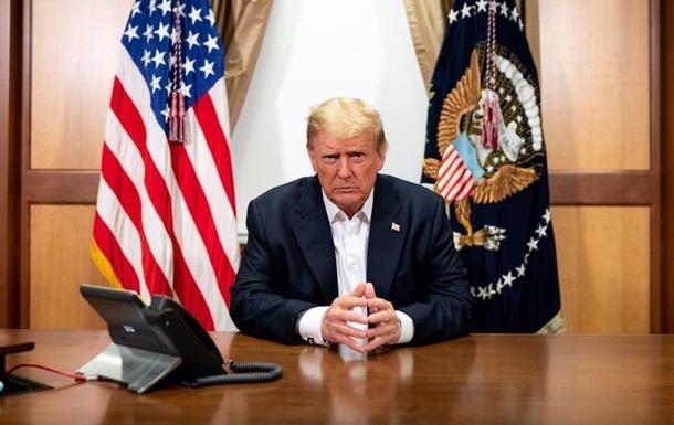 Інавгурація Байдена: Трамп ввів режим НС у Вашингтоні