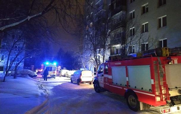 Жертвами пожара в многоэтажном доме в РФ стали восемь человек
