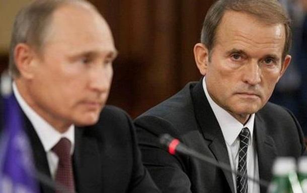 Медведчук будет официально поддерживать движение «SaveФОП»