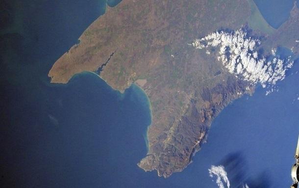 В Крыму произошло два землетрясения