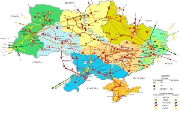 Вітренко, вугілля та імпорт електроенергії із Росії