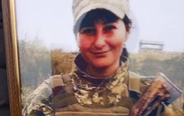 На Донбасі загинула 29-річна військовослужбовець