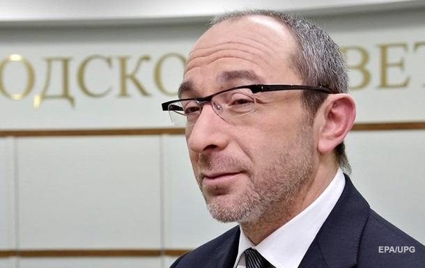 Показалось : в горсовете Харькова прокомментировали подпись Кернеса