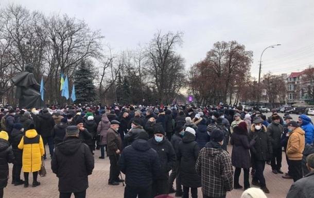 Шмигаль доручив розібратися з причинами протестів - ЗМІ