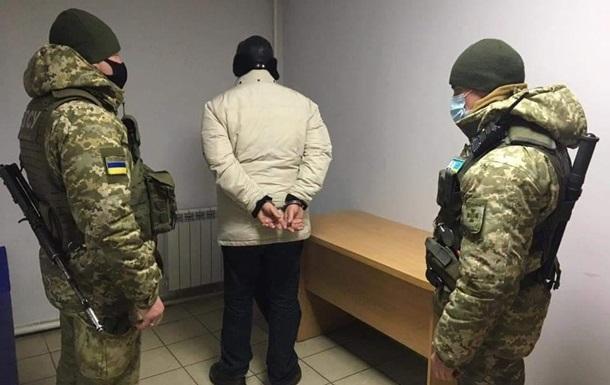 На Сумщине рецидивист пешком возвращался в Украину из РФ