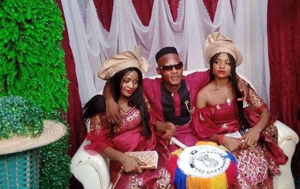 Сестры-близнецы стали женами одного мужчины