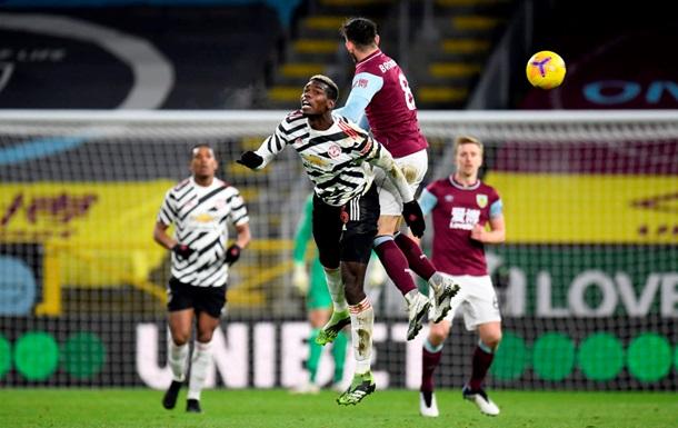 МЮ обіграв Бернлі завдяки голу Погба, Евертон здолав Вулверхемптон