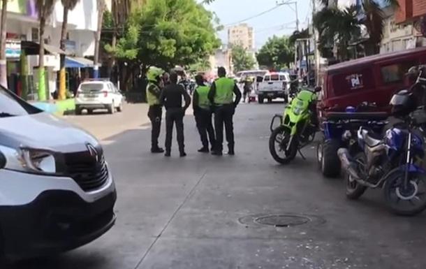У Колумбії під час вибуху постраждали 14 осіб