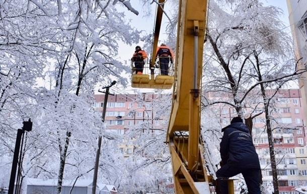 В Україні знеструмлено 55 населених пунктів