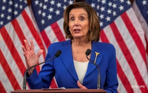 В Конгрессе США назначили менеджеров импичмента Трампа