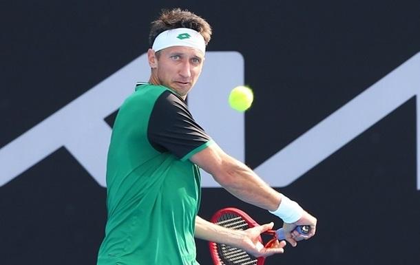 Стаховский прошел квалификацию Australian Open