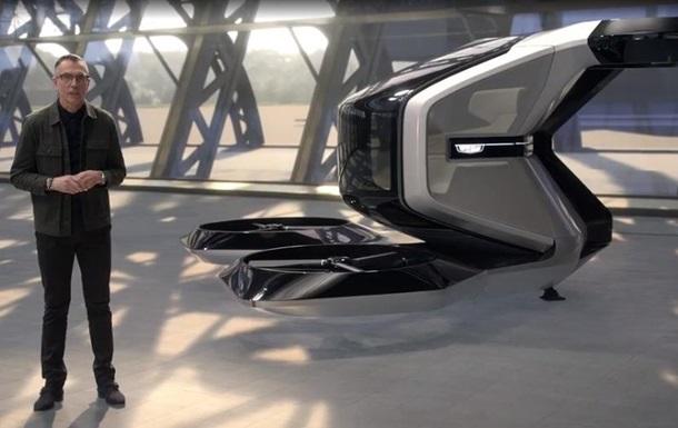 General Motors представила летающий Cadillac